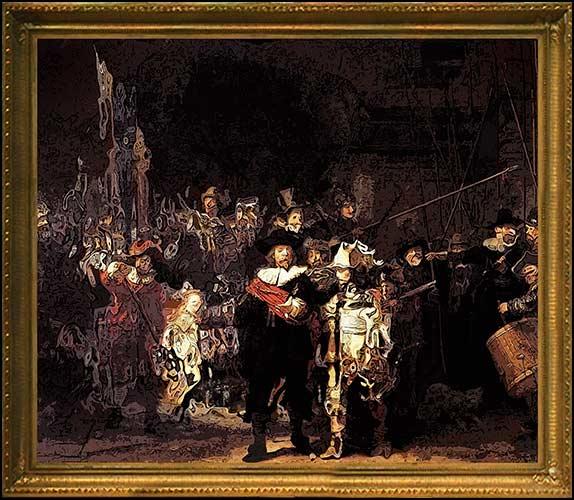 Rembrandt Teoma Irmak